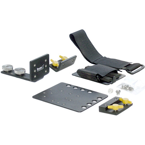 Bracket 1 Base A - Handle Mount 2 Wireless Receiver Mount Kit A