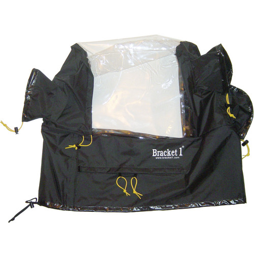 Bracket 1 Rain Cover for Video Camera