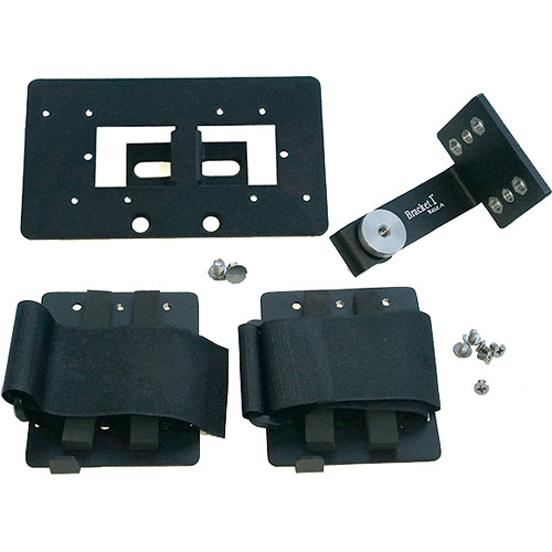 Bracket 1 VISLDRKQP Universal Dual-Receiver Mounting Kit for Wireless Receivers