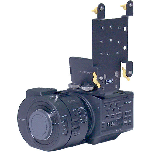 Bracket 1 Cradle Mount for the KiPro Mini Video Recorder