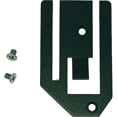 Bracket 1 VISLLRCLIP LR Clip for Mounting Lectrosonics Wireless Receivers to Standard Bracket 1 or Dual-Receiver Mounting plate