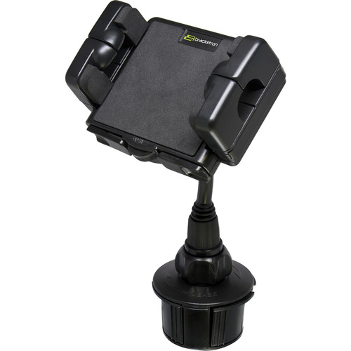 Bracketron Cup-iT XL Cup Holder Mounting Kit for Select Smartphones and Portable Devices