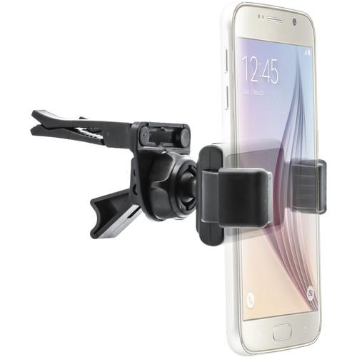 Bracketron Mi-T Portrait/Landscape Grip Vent Mount for Select Smartphones and Portable Devices