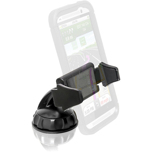 Bracketron Twist N Grab Universal Dash/Windshield Mount