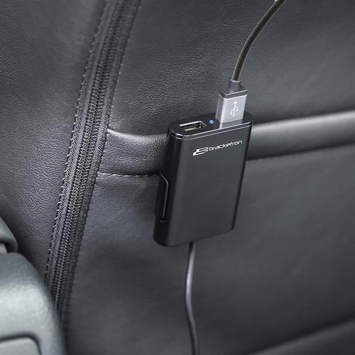 Bracketron PwrRev 4-Port USB Car Charger