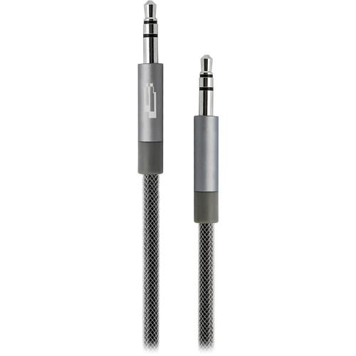 Bracketron PwrRev Audio Cable (6.6')