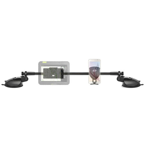 Bracketron Tablet Rack for Select Smartphones and Portable Devices