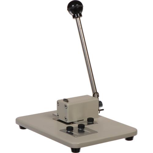 BRADY PEOPLE ID Medium Manual Table Top Slot Punch