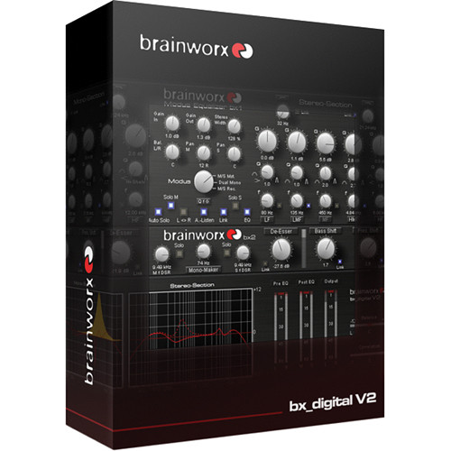 Brainworx bx_digital V2 - Mastering Processor Plug-In (Download)