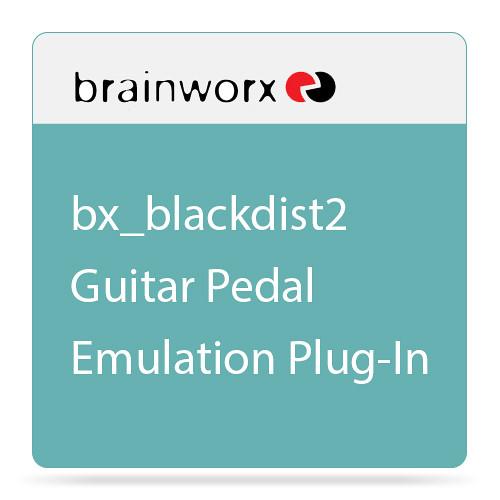 Brainworx bx_blackdist2 - Guitar Pedal Emulation Plug-In (Download)