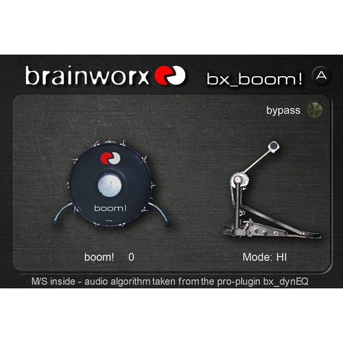 Brainworx Bx_Boom - Make Your Kick Drums Explode