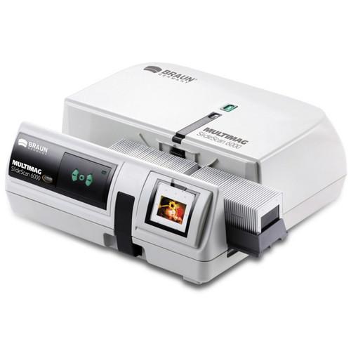 Braun MULTIMAG SlideScan 6000
