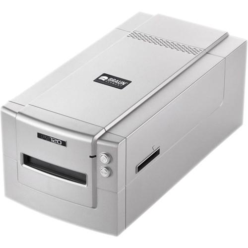 Braun FS120 Medium Format Film Scanner