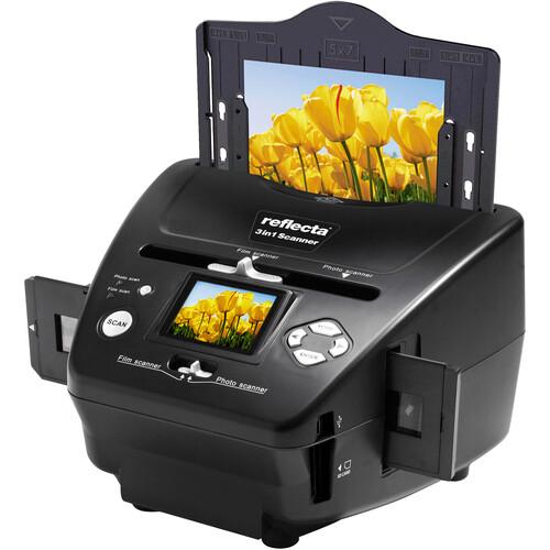 Braun NovoScan 3-in-1 Film and Photo Scanner