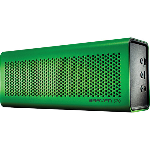 Braven 570 Bluetooth Wireless Speaker (Green)