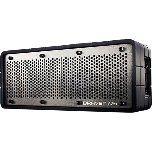 Braven 625s Bluetooth Wireless Speaker (Black)