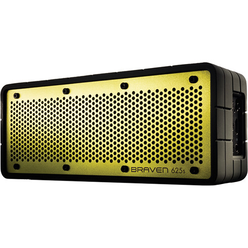 Braven 625s Bluetooth Wireless Speaker (Gray)