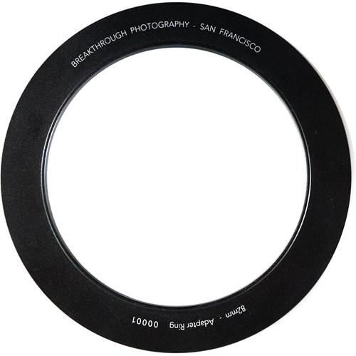 Breakthrough Photography 52mm Aluminum Adapter Ring for X100 Filter Holder