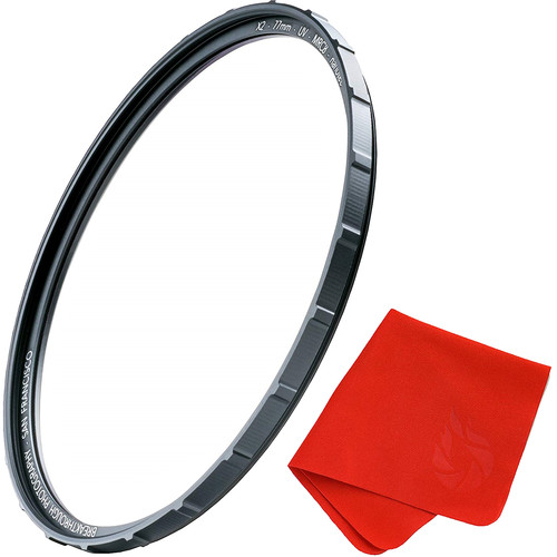 Breakthrough Photography 49mm X2 UV Filter
