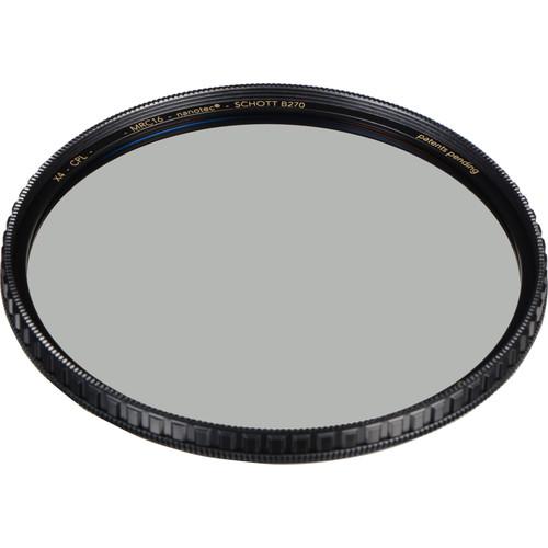 Breakthrough Photography 72mm X4 Brass Circular Polarizer Filter