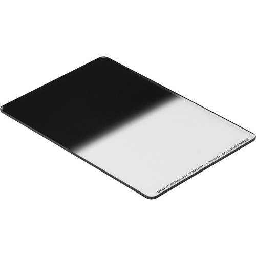 Breakthrough Photography 100 x 150mm X4 Hard Edge Graduated 0.9 Neutral Density Filter