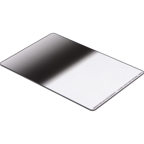 Breakthrough Photography 100 x 150mm X4 Reverse Hard Edge Graduated 0.9 Neutral Density Filter