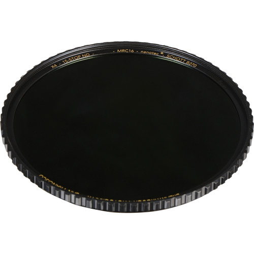 Breakthrough Photography 82mm X4 Solid Neutral Density 4.5 Filter (15 Stop)