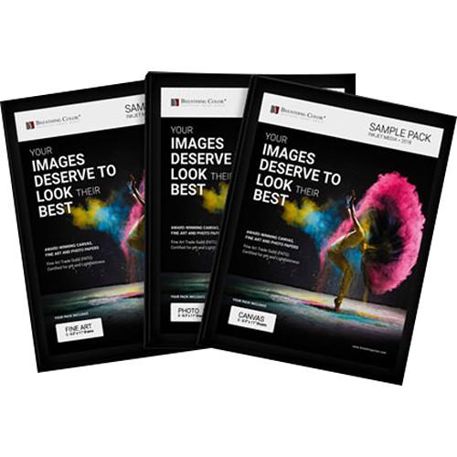 Breathing Color Master Sample Pack