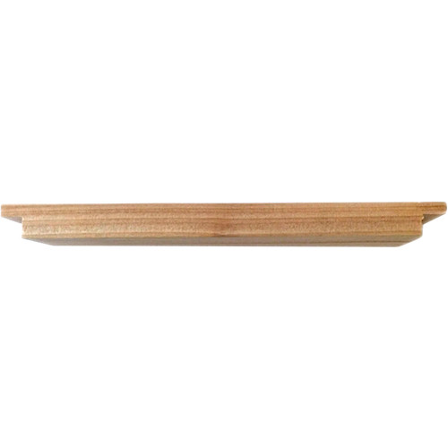 """Breathing Color Pre-Notched Fir Center Cross Braces for Stretcher Bars (1.5 x 36"""", 50-Pack)"""