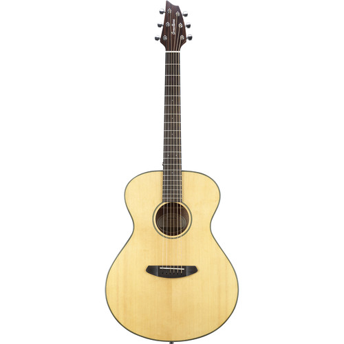 Breedlove Discovery Concert Acoustic/Electric Guitar (Left-Handed, Gloss)