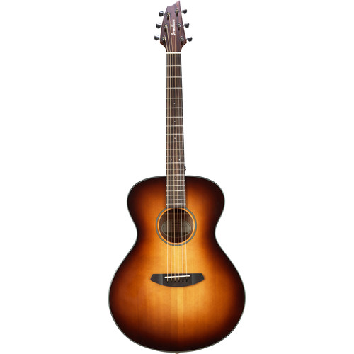 Breedlove Discovery Concert Acoustic/Electric Guitar (Gloss Sunburst)