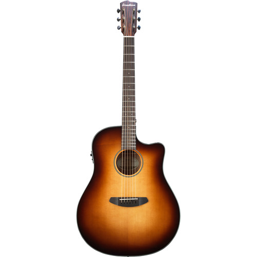 Breedlove Discovery Dreadnought CE Acoustic/Electric Guitar (Gloss Sunburst)