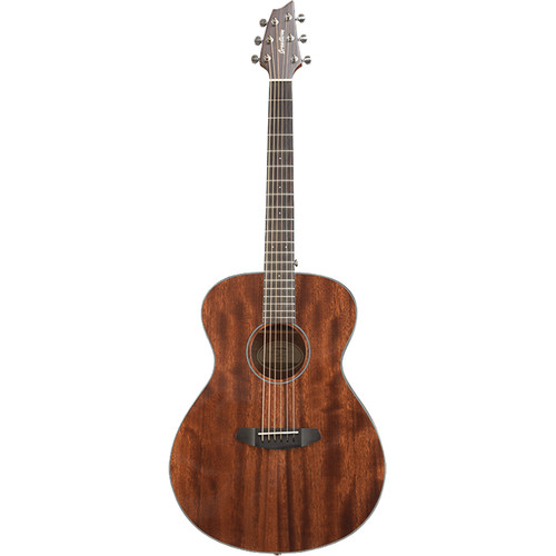 Breedlove Discovery Concert MH Acoustic Guitar (Mahogany, Natural Gloss)