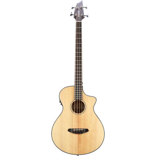 Breedlove Pursuit Concert Acoustic/Electric Bass Guitar