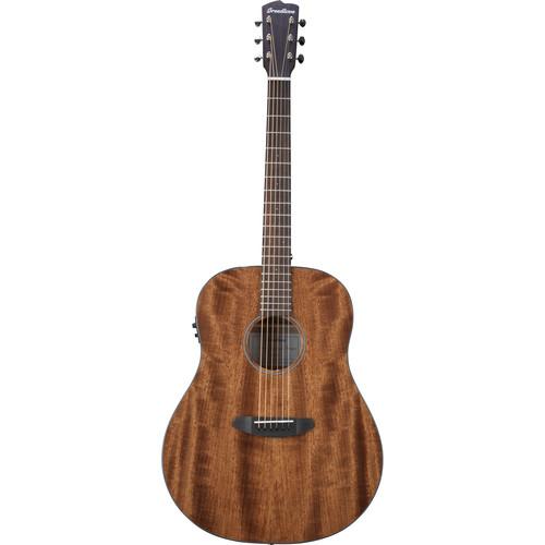 Breedlove Pursuit Dreadnought Mahogany Acoustic/Electric Guitar (Gloss)