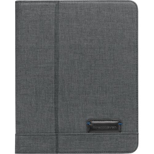 Brenthaven Collins iPad Folio (Heather Gray)