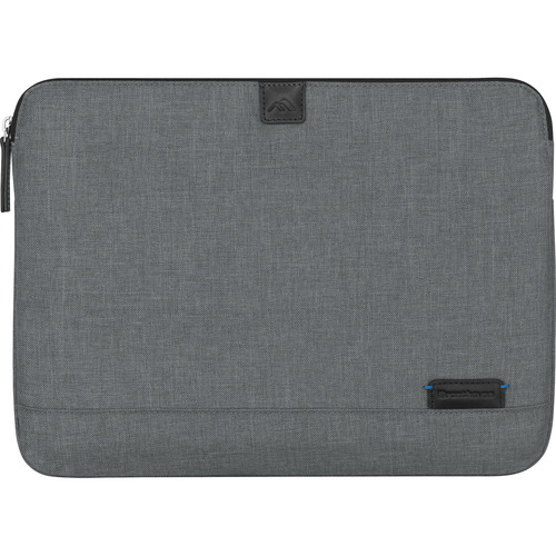"""Brenthaven Collins 13"""" Laptop Sleeve 1 (Heather Gray)"""