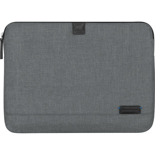 """Brenthaven Collins 15"""" Laptop Sleeve (Heather Gray)"""