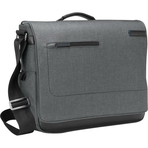 Brenthaven Collins Messenger Bag (Heather Gray)