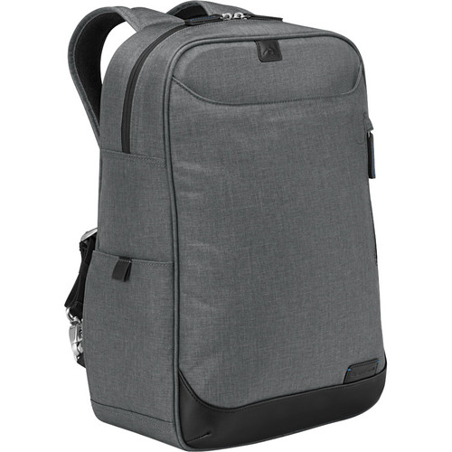 Brenthaven Collins Convertible Backpack (Charcoal)