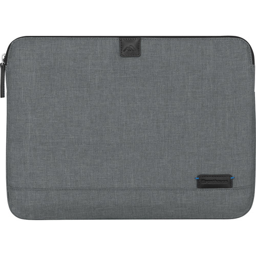 """Brenthaven Collins 11"""" Laptop Sleeve (Heather Gray)"""