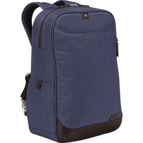 Brenthaven Collins Convertible Backpack (Indigo Chambray)
