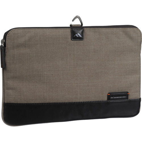 "Brenthaven Collins Sleeve I for 13"" Macbook (Camel Chambray)"