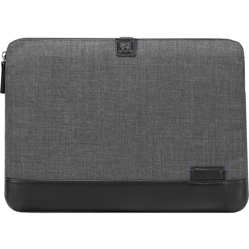 "Brenthaven Collins Sleeve for 13"" Laptops (Charcoal)"
