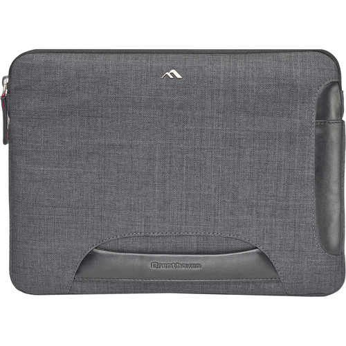Brenthaven Collins Secure Grip Sleeve for Surface 3 Tablet (Graphite)