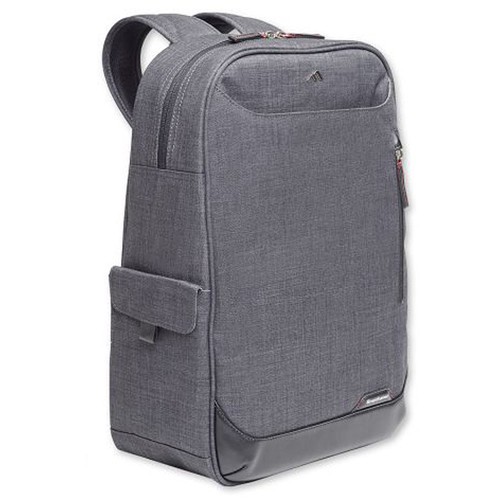 Brenthaven Collins Convertible Laptop Backpack (Graphite)