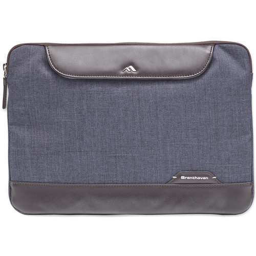 "Brenthaven Collins Sleeve Plus for 12.9"" iPad Pro (Indigo)"