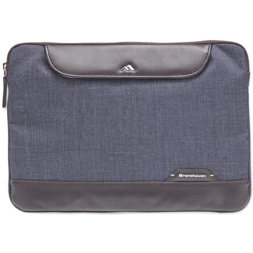 "Brenthaven Collins Sleeve Plus for 12.9"" iPad Pro (Indigo)"