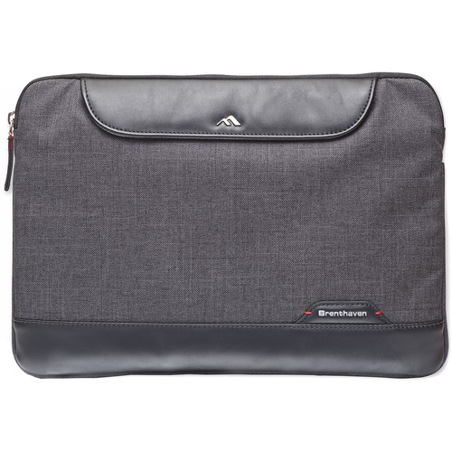 """Brenthaven Collins Sleeve Plus for 12.9"""" iPad Pro (Graphite)"""