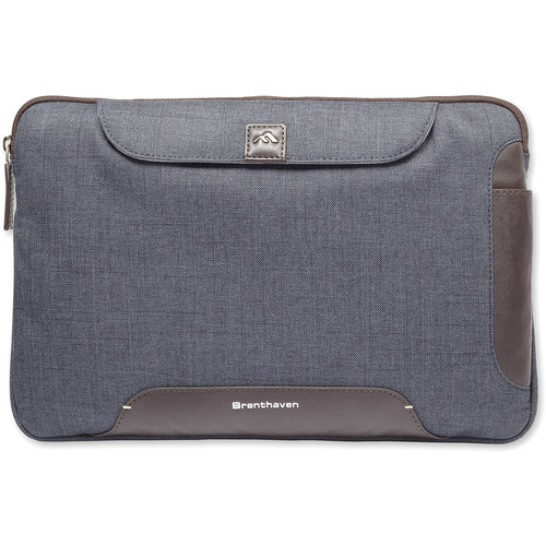 Brenthaven Collins Sleeve Plus for Surface Pro 4 (Indigo)